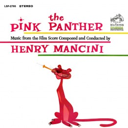 The Pink Panther 1967 OST