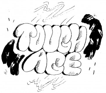 lettering by Moses Magee
