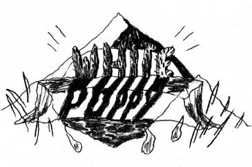 illustration by Moses Magee