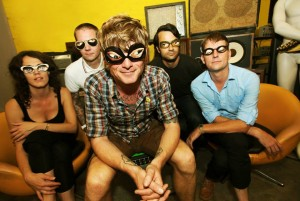 THEE OH SEES are playing at the Rickshaw. Image courtesy of THEE OH SEES.