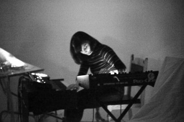 Sarah Davachi | | photo by Jon Vincent