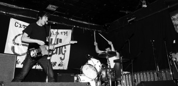 Japandroids at SHiNDiG 2007 | | photo by Steve Louie