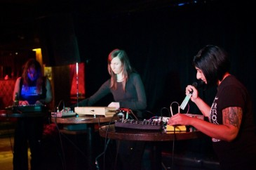 Nausea, Rusalka, and Worker | | photo by Jon Vincent