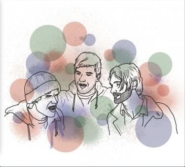 Illustration by Justin Longoz