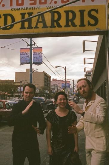 Shawn Mrazek, Amanda Pezzutto and Adrien Teacher