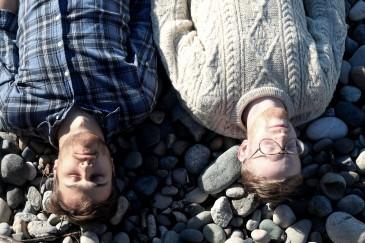 Garth Covernton and Devin Miller