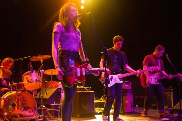 Speedy Ortiz || photo by Alan Derksen