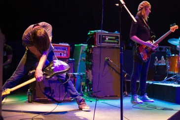 Stephen Malkmus and The Jicks || photo by Alan Derksen