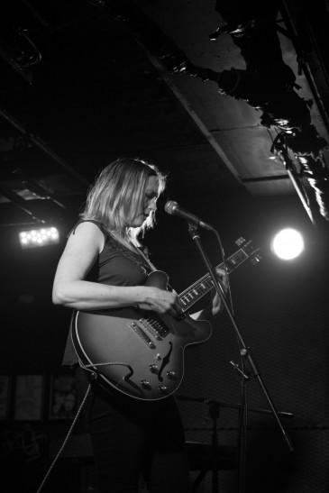 Sara Johnston    photo by Allan Derksen