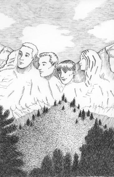 Illustration by Yuliya Badayeva