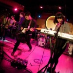 The Pains of Being Pure at Heart    photo by Steve Louie