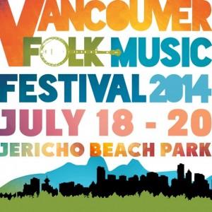 Folk Music Festival Poster 2014