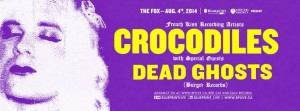 Crocodiles Poster