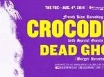 Crocodiles Poster