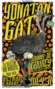Yonatan Gat Poster