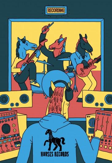 illustrated by Justin Longoz
