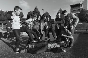 Grad School Improv || photo by Nolan Sage
