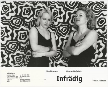 Infrädig || designed by Neil Lucent