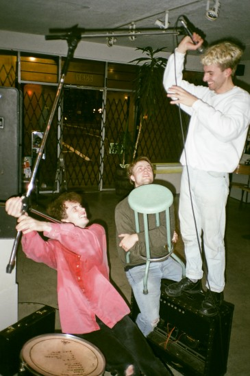 Naomi Punk    Photo by Lauren Ray