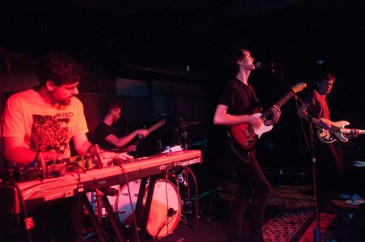 Ought    Photo by Jensen Gifford