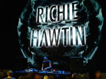 Richie Hawtin || photo by Barney Sprague