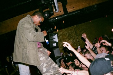 Lil B || photo by Lauren Ray