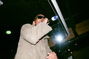 Lil B    photo by Lauren Ray