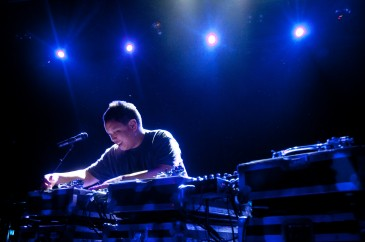 Kid Koala || Photo by Jensen Gifford