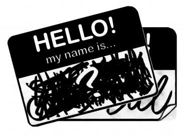 linrachel.name tag question mark