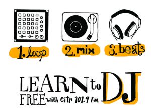 CiTR DJ