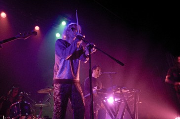 Ariel Pink    photo by Lauren Ray
