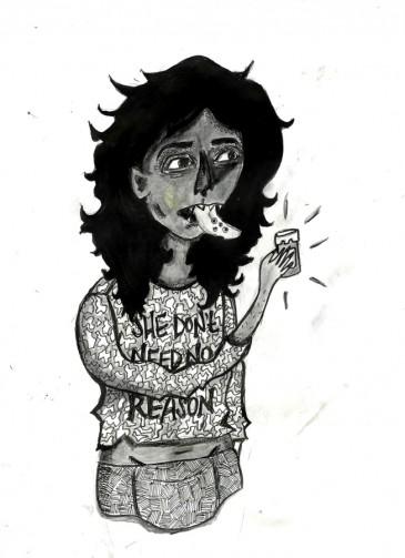 Illustration by Tara Bigdeli