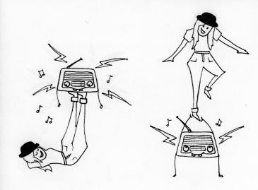 Illustration by Alisa Lazear