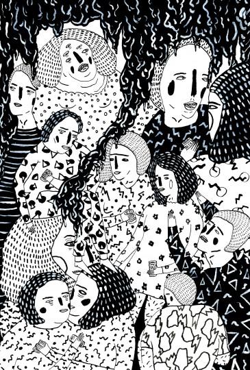 Illustrations by Dana Kearley