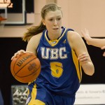 UBC Thunderbirds women's basketball on CiTR 101.9 FM Sports
