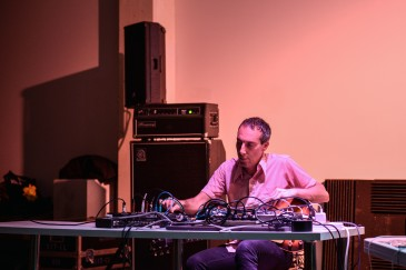 Oren Ambarchi || Photo by Alisha Weng