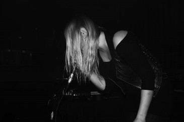 Pharmakon || photo by Joshua Gabert-Doyon