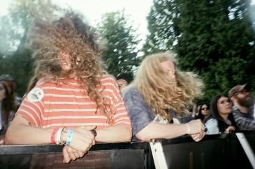 Headbangers || Photo by Lauren Ray