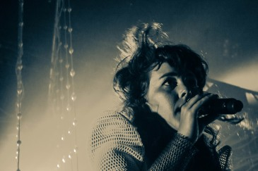 Purity Ring || Photo by Matthew Power