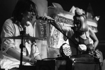 Quintron & Miss Pussycat || Photo by Matthew Power