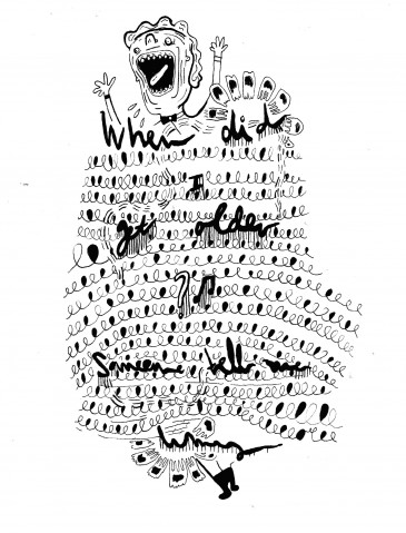 Illustration by Amelia Garvin