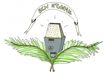 Ben McGinnis || illustration by Josh Conrad