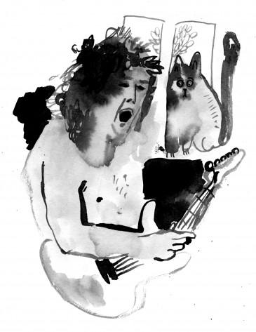 Illustrations by Olga Abeleva
