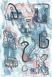Discorder Mag Art Rock_spot illustration