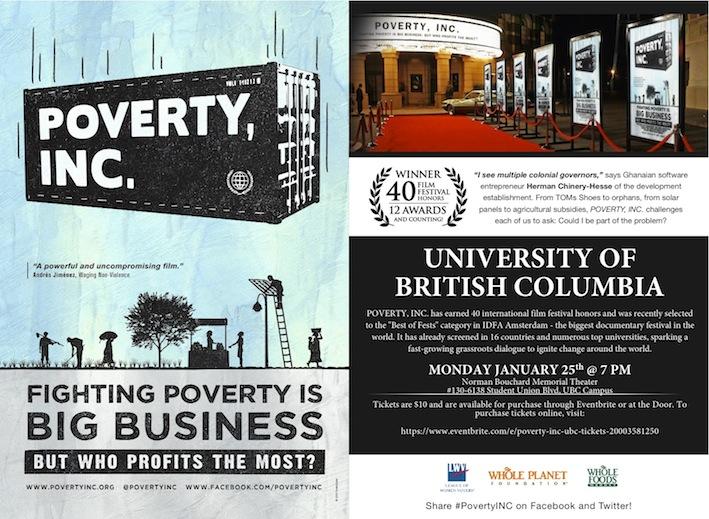 POVERTY, INC. _ UBC
