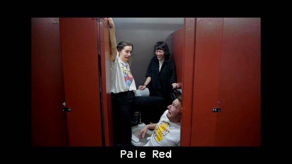 Sam Tudor Recap Pale Red
