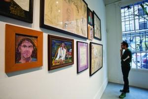 Gallery Gachet    Photo by Lukas Engelhardt for Discorder Magazine