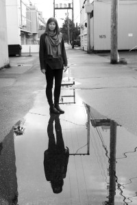 Lost River Artist    Photography by Sara Baar for Discorder Magazine