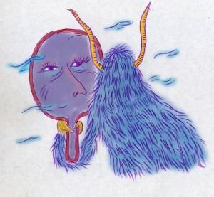 Mu || Illustration by Olga Abeleva for Discorder Magazine