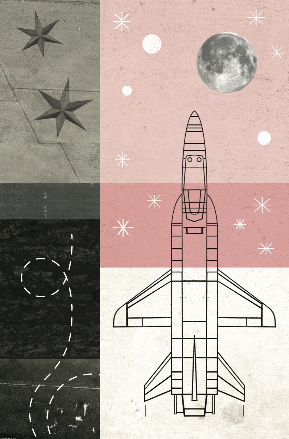 Devours || Illustration by Danielle Jette for Discorder Magazine